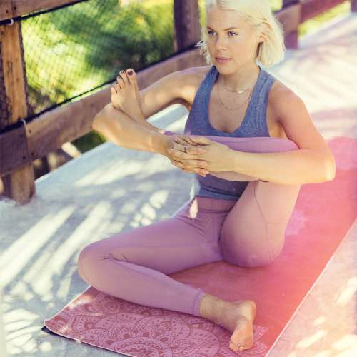 yoga handtuch
