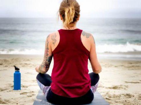 yogamatte-reise